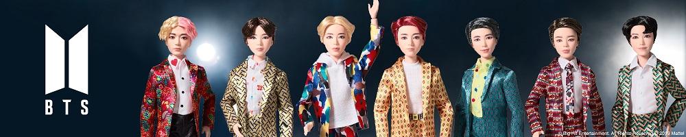 ☆サンプル到着☆】BTS コアファッションドール \u0026 UNO 3点以上