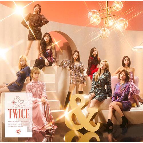 TWICE JAPAN 2nd ALBUM『&TWICE』11月20日発売決定!早期ご予約
