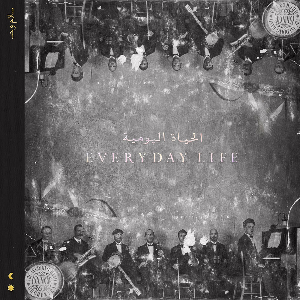 「coldplay everyday life」の画像検索結果