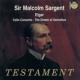 チェロ協奏曲、Gerontius Tortelier、Sargent / BBC交響楽団、Etc
