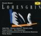 『ローエングリン』全曲 クーベリック&バイエルン放送響、キング、ヤノヴィッツ、他(1971 ステレオ)(3CD)