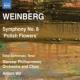 交響曲第8番『ポーランドの花』 ヴィット&ワルシャワ・フィル、バルトミンスキー、ドブロヴォルスカ、マルシエク