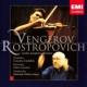 ストラヴィンスキー:ヴァイオリン協奏曲、シチェドリン:コンチェルト・カンタービレ、他 ヴェンゲーロフ、ロストロポーヴィチ&ロンドン響