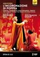 『ポッペアの戴冠』全曲 シヴァディエ演出、アイム&ル・コンセール・ダストレ、ヨンチェヴァ、ツェンチッチ、他(2012 ステレオ)(2DVD)