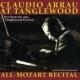 クラウディオ・アラウ、タングルウッド音楽祭ライヴ〜オール・モーツァルト・プログラム(1964年ステレオ)(2CD)