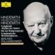 交響曲『画家マティス』、4つの気質、ウェーバーの主題による交響的変容 ヒンデミット&ベルリン・フィル