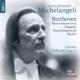 ベートーヴェン:ピアノ協奏曲第5番『皇帝』、ピアノ・ソナタ第32番、ドビュッシー:『映像』より ミケランジェリ、スメターチェク&プラハ響