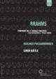 交響曲第4番、二重協奏曲、他 ラトル&ベルリン・フィル、バティアシヴィリ、モルク(ヨーロッパ・コンサート2007)(レーベル・カタログ仕様)