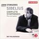 交響曲全集、3つのフラグメント ストゥールゴールズ&BBCフィル(3CD)
