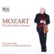 ヴァイオリン協奏曲全集 スパルフ&ウプサラ室内管弦楽団(2CD)