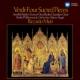 聖歌四篇 ムーティ&ベルリン・フィル、ストックホルム室内合唱団、スウェーデン放送合唱団
