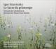 春の祭典(管弦楽版&4手ピアノ版) デニス・ラッセル・デイヴィス&バーゼル交響楽団、滑川真希