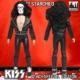 キッス / KISS レトロ12インチフィギュアシリーズ2 ザ・スターチャイルド(バンディット・マスク版)