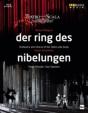 『ニーベルングの指環』全曲 カシアス演出、バレンボイム&スカラ座(2010〜13 ステレオ)(4BD)
