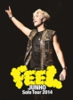 "JUNHO Solo Tour 2014 ""FEEL""【初回生産限定盤】(2DVD+フォトブック)"