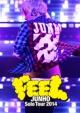 """JUNHO Solo Tour 2014 """"FEEL""""【通常盤】(DVD)"""
