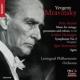 バルトーク:弦楽器、打楽器とチェレスタのための音楽(1967年プラハ)、オネゲル:典礼風、他 ムラヴィンスキー&レニングラード・フィル