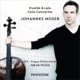ドヴォルザーク:チェロ協奏曲、ラロ:チェロ協奏曲 ヨハネス・モーザー、ヤクブ・フルシャ&プラハ・フィルハーモニア