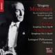 ブラームス:交響曲第4番(1961)、チャイコフスキー:交響曲第5番(1982) ムラヴィンスキー&レニングラード・フィル