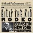 Rodeo, Ballet Suite: Bernstein / Nyp