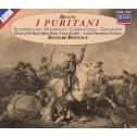 『清教徒』全曲 ボニング&ロンドン交響楽団、ジョーン・サザーランド、ルチアーノ・パヴァロッティ、他(1973 ステレオ)(3CD)