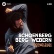 新ウィーン楽派作品ボックス ジュゼッペ・シノーポリ&シュターツカペレ・ドレスデン(8CD)