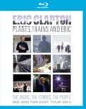 Planes, Trains And Eric 〜Japan Tour 2014 【Tシャツ+オリジナル データ・ブック付き Blu-ray-BOX】