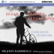 エニグマ変奏曲、序曲『コケイン』 ジョン・バルビローリ&フィルハーモニア管弦楽団 (アナログレコード/Warner Classics)