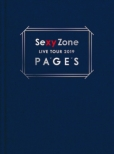 Sexy Zone LIVE TOUR 2019 PAGES 【初回限定盤】(Blu-ray)