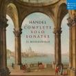 Complete Solo Sonatas : Il Rossignolo (4CD)