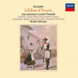 『愛の妙薬』全曲 ボニング&イギリス室内管弦楽団、ジョーン・サザーランド、ルチアーノ・パヴァロッティ、他(1970 ステレオ)(2CD)