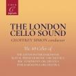 『ロンドン・チェロ・サウンド』 ジェフリー・サイモン&ロンドン4大オーケストラの40人のチェロ奏者たち