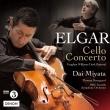 エルガー:チェロ協奏曲、ヴォーン・ウィリアムズ:暗愁のパストラル 宮田 大、トーマス・ダウスゴー&BBCスコティッシュ交響楽団