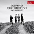 String Quartets Nos.2, 7, 8 : Pavel Haas Quartet