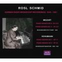 Piano Sonata, 1, 2, : Rosl Schmid (1950, 1951)+mozart: Sonata, 8, 11, (1940)