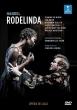 『ロデリンダ』全曲 ベロリーニ演出、エマニュエル・アイム&ル・コンセール・ダストレ、ジャニーヌ・ドゥ・ビク、ティム・ミード、他(2018 ステレオ)(2DVD)