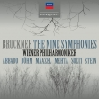 Complete Symphonies (Nos.1-9): Vienna Philharmonic, Karl Bohm, Horst Stein, Georg Solti, Lorin Maazel, Zubin Mehta, Claudio Abbado (9CD)
