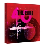 40 Live Curaetion 25 +Anniversary [Deluxe Box Set] (2Blu-ray+4CD)