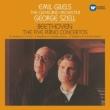 Comp.piano Concertos: Gilels(P)Szell / Cleveland O +variations