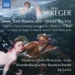 バッハの主題による変奏曲とフーガ、ベックリンによる4つの音詩、他 アイラ・レヴィン&ブランデンブルク州立管弦楽団