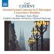 第2大(ピアノ)協奏曲、コンチェルティーノ、ロンディーノ ローズマリー・タック、リチャード・ボニング&イギリス室内管弦楽団