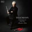 無伴奏フルートのための12のファンタジー 有田正広(2種の全曲演奏)(2CD)