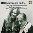 チェロ協奏曲 ジャクリーヌ・デュ・プレ、ジョン・バルビローリ&BBC交響楽団(1967年ステレオ・ライヴ)(日本語解説付)