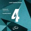交響曲第4番 ジャナンドレア・ノセダ&ロンドン交響楽団