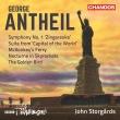 交響曲第1番『ジンガレスカ』、世界の首都、金の鳥、打ち上げ花火の夜想曲、他 ヨン・ストゥールゴールズ&BBCフィル
