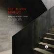 ベートーヴェン:クラリネット三重奏曲、ブラームス:クラリネット三重奏曲 アレクサンドル・ベデンコ、キリル・ズロトニコフ、イタマール・ゴラン