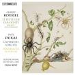 ルーセル:蜘蛛の饗宴、デュカス:魔法使いの弟子、『ポリュークト』序曲 パスカル・ロフェ&国立ロワール管弦楽団