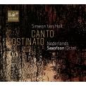 『カント・オスティナート』 オランダ・サクソフォン八重奏団