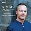 ピアノ協奏曲第1番、4つのバラード ラルス・フォークト、ノーザン・シンフォニア