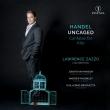 Handel Uncaged-cantatas For Alto: Zazzo(Ct)J.manson(Vc, Gamb)Maginley(Theorbo, G)Brachetta(Cemb)
